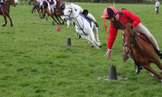 Mounted Games Training – Branch – 07/11/21