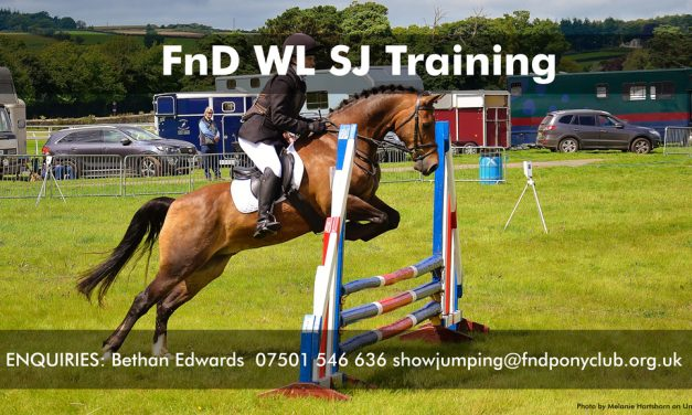 Show Jumping Training – 28/10/21